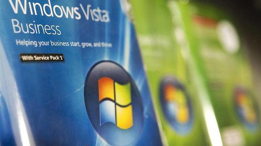 Windows Vista ne connaitra plus de futur