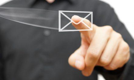 Pas de spam, pas de courriers indésirables, moins de menaces