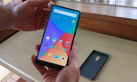 le Mi Mix 2 : un Smartphone chinois à la pointe de la technologie