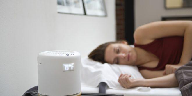 Moona et votre oreiller devient un objet connecté