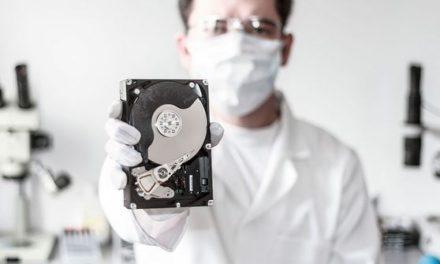 En quoi consiste une récupération de données en salle blanche ?