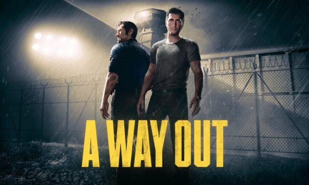A Way Out : ça commence par une évasion palpitante… pour devenir une cavale imprévisible
