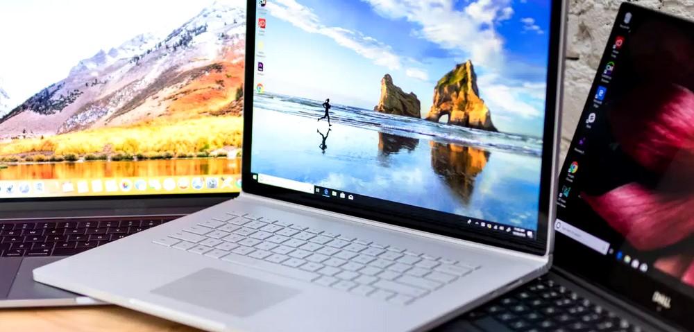 3 ordinateurs portables qui sont les références actuelles sur le marché
